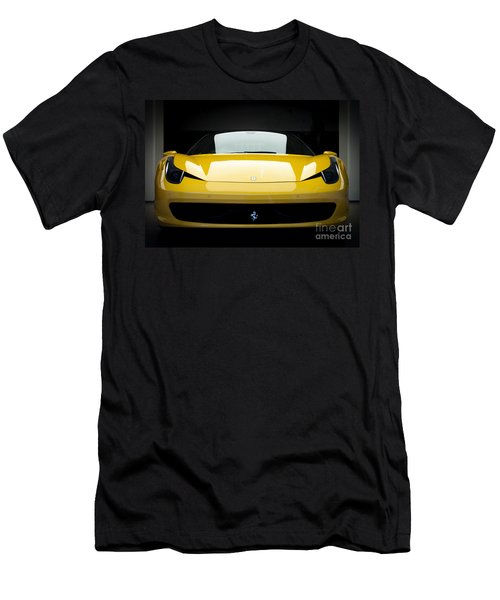 Ferrari 458 Men's T-Shirt (Athletic Fit)
