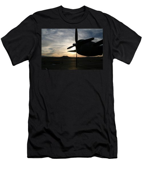 Men's T-Shirt (Slim Fit) featuring the photograph Fi-fi Power by David S Reynolds