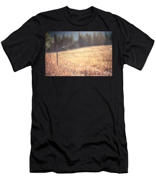 Field Of Dreams Men's T-Shirt (Athletic Fit)