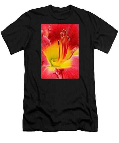 Flower 12 Men's T-Shirt (Athletic Fit)