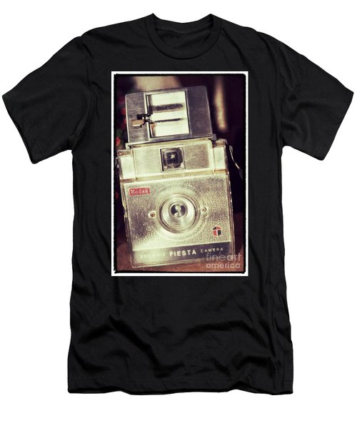 Men's T-Shirt (Slim Fit) featuring the photograph Fiesta by Traci Cottingham