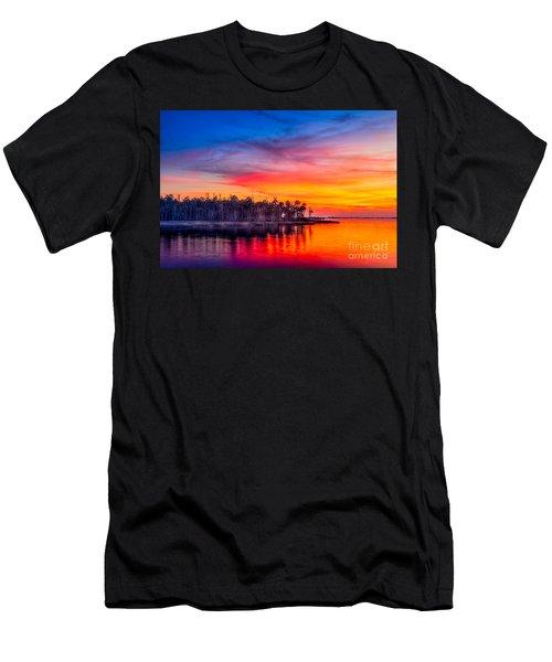 Final Glow Men's T-Shirt (Athletic Fit)