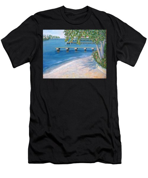 Finding Flagler Men's T-Shirt (Athletic Fit)