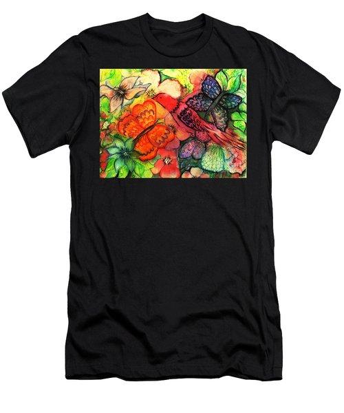 Finding Sanctuary Men's T-Shirt (Slim Fit) by Hazel Holland