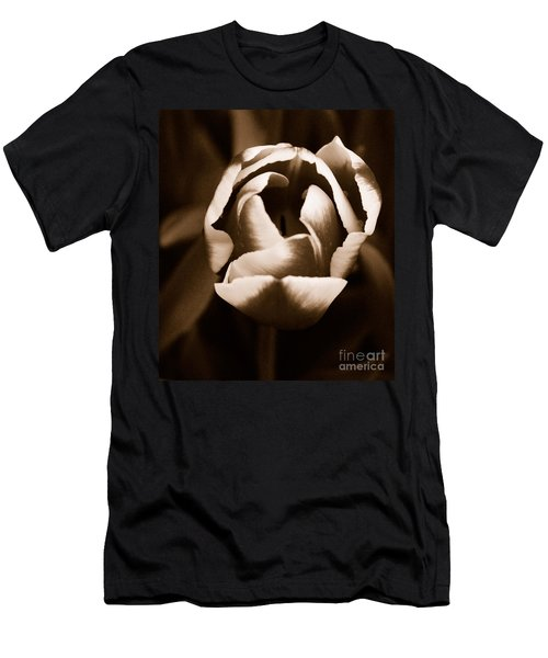 Fine Art - Tulip Men's T-Shirt (Athletic Fit)