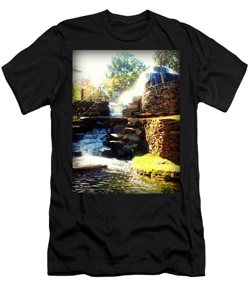 Finlay Park Fountain Men's T-Shirt (Athletic Fit)