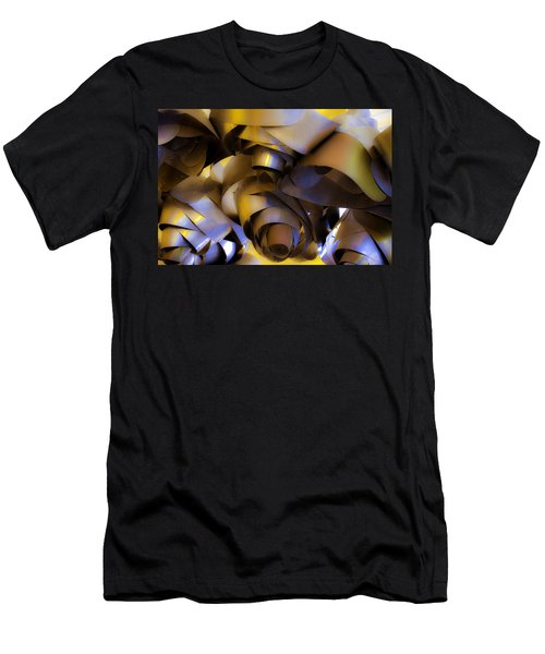 Fire And Steel Men's T-Shirt (Athletic Fit)