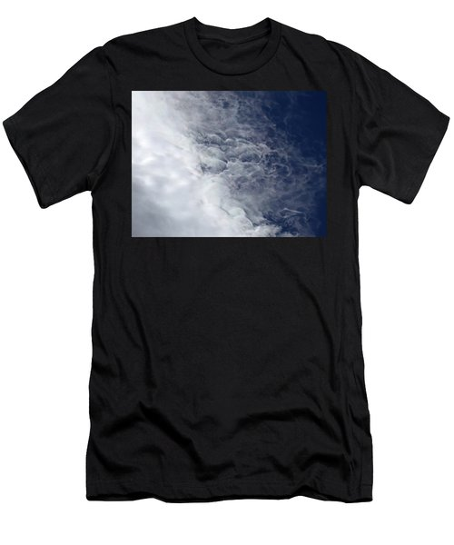 Fire Cloud Men's T-Shirt (Athletic Fit)