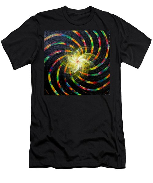 First Day Of Creation Men's T-Shirt (Athletic Fit)