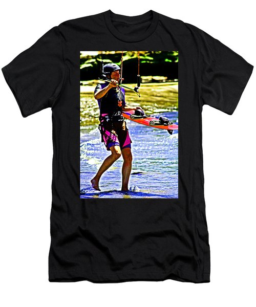 First Lesson Men's T-Shirt (Athletic Fit)