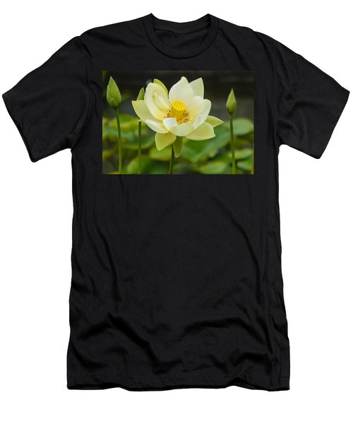 First To Bloom Men's T-Shirt (Athletic Fit)