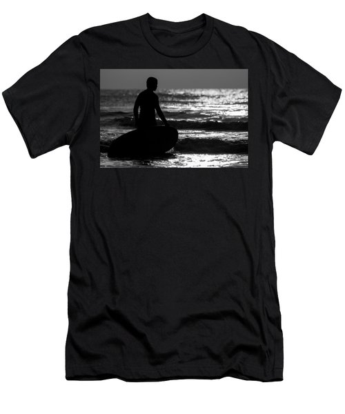 First Wave Men's T-Shirt (Athletic Fit)