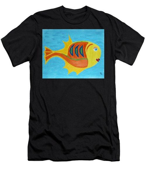 Fishie Men's T-Shirt (Athletic Fit)