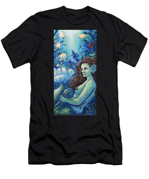 Fishy Business Men's T-Shirt (Athletic Fit)