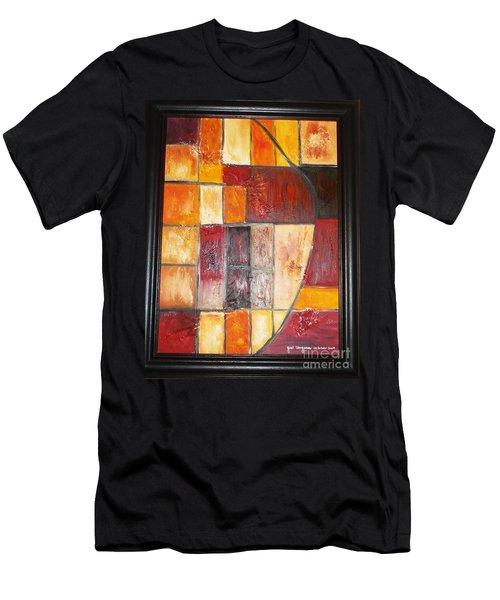 Fit Men's T-Shirt (Athletic Fit)