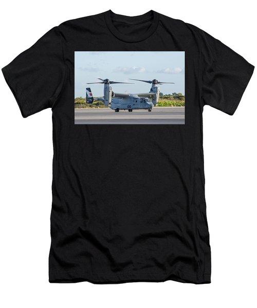 Flag Ship Men's T-Shirt (Athletic Fit)