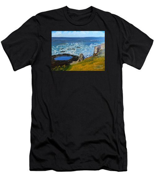 Flagstaff Point  Men's T-Shirt (Athletic Fit)