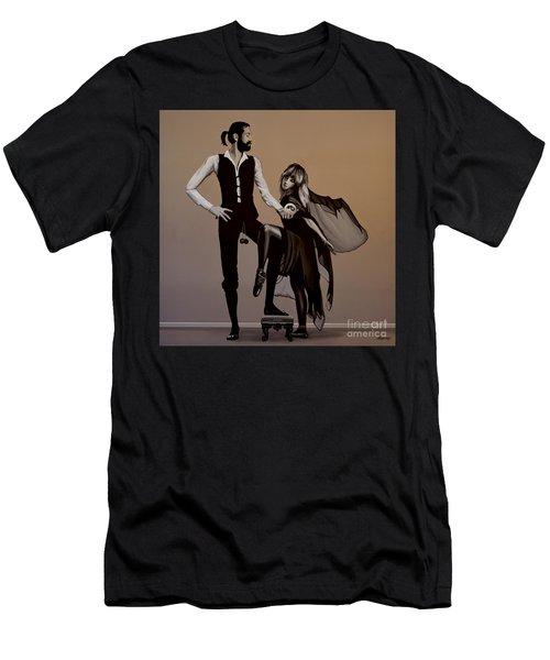 Fleetwood Mac Rumours Men's T-Shirt (Athletic Fit)