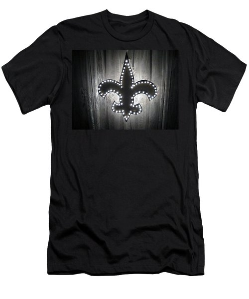 Fleur De Light Men's T-Shirt (Athletic Fit)