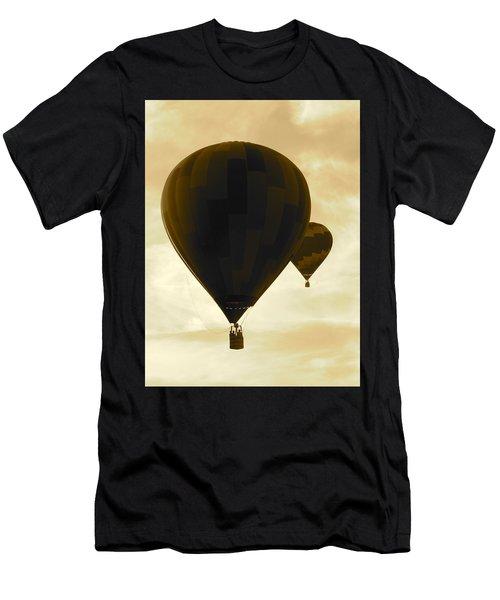 Flight Of Dreams  Men's T-Shirt (Athletic Fit)