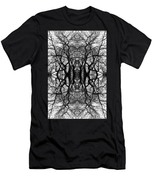 Men's T-Shirt (Athletic Fit) featuring the photograph Tree No. 11 by Keith McGill