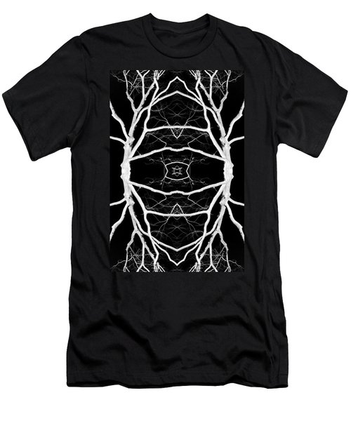 Men's T-Shirt (Athletic Fit) featuring the photograph Tree No. 8 by Keith McGill