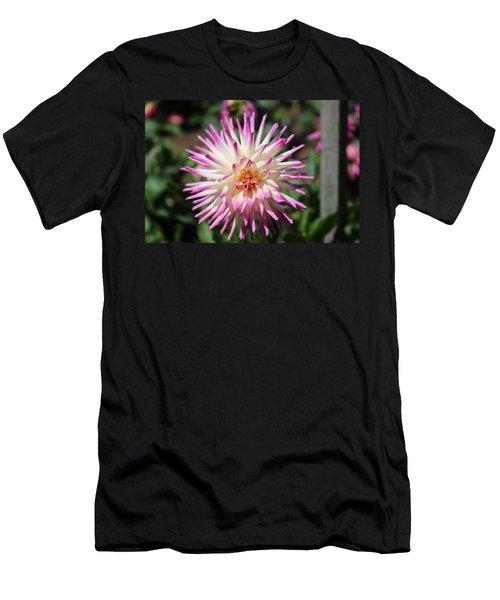 Floral Beauty 3  Men's T-Shirt (Athletic Fit)