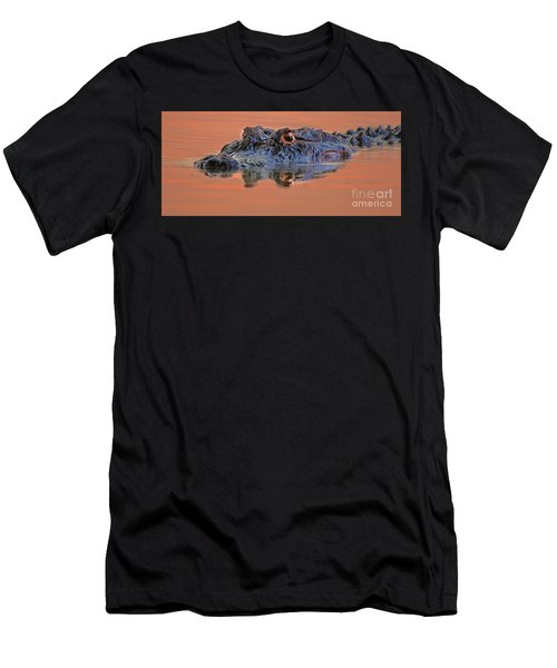 Alligator For Florida  Men's T-Shirt (Athletic Fit)