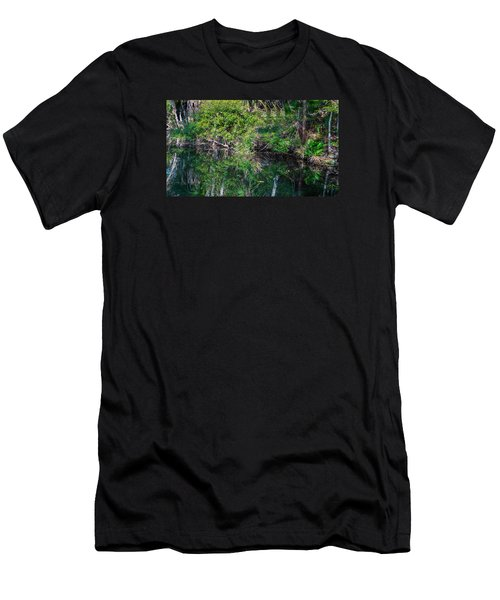 Florida River Men's T-Shirt (Athletic Fit)