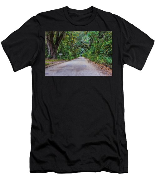 Florida Road Men's T-Shirt (Athletic Fit)