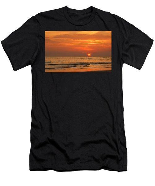 Florida Sunset Men's T-Shirt (Athletic Fit)