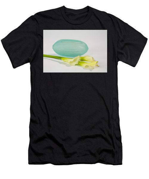 Flowers In Vases 4 Men's T-Shirt (Athletic Fit)