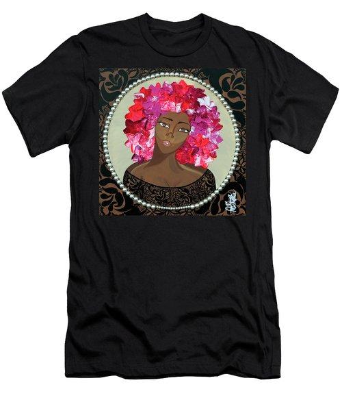 Flower Bomb Men's T-Shirt (Athletic Fit)