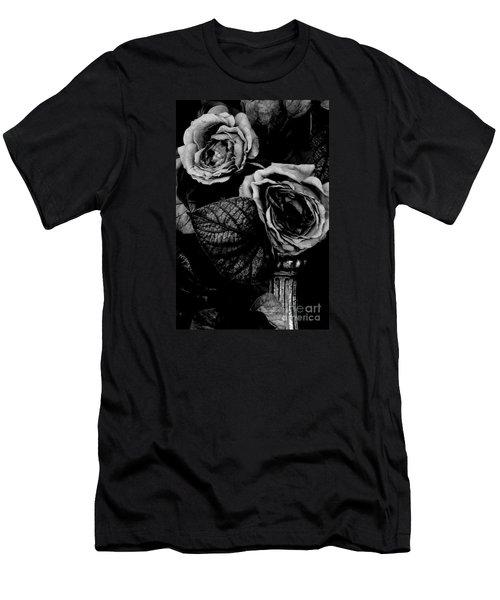 Flower Is Woman Men's T-Shirt (Athletic Fit)