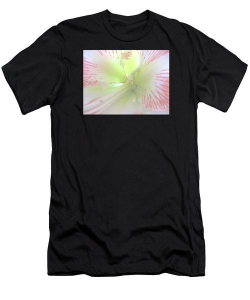 Men's T-Shirt (Athletic Fit) featuring the photograph Flower Of Light by Beauty For God