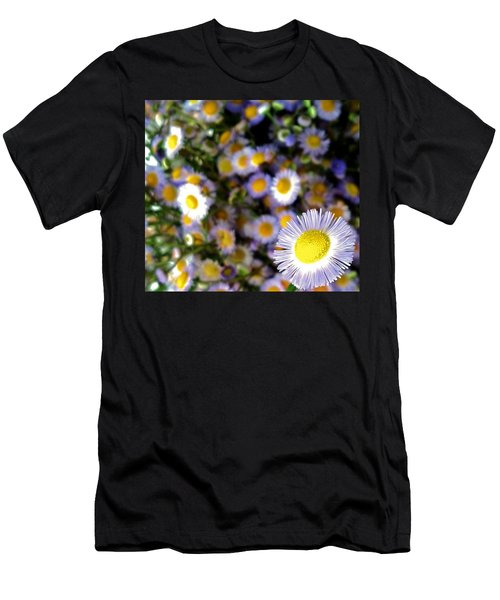 Men's T-Shirt (Athletic Fit) featuring the photograph Flower Power by Tyson Kinnison