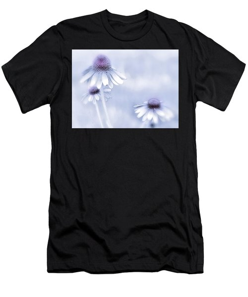 Flower Trio  Men's T-Shirt (Athletic Fit)