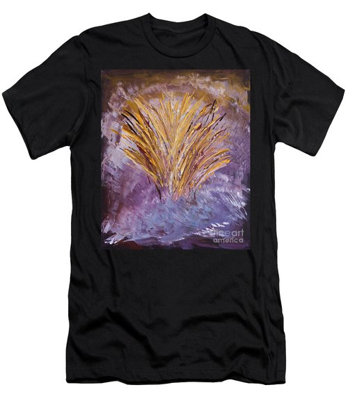 Flowering Nebula Men's T-Shirt (Athletic Fit)