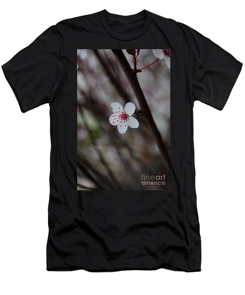 Flowering Plum 3 Men's T-Shirt (Athletic Fit)