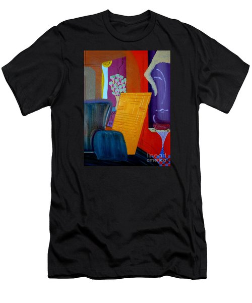 Flowers For Matisse Men's T-Shirt (Athletic Fit)