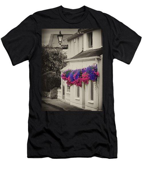 Flowers In Cashel Men's T-Shirt (Athletic Fit)
