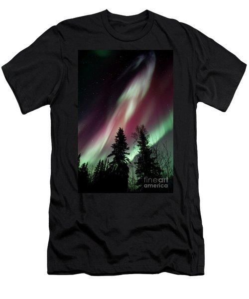 Flowing Colours Men's T-Shirt (Athletic Fit)