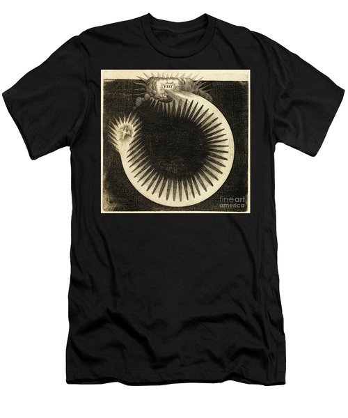 Fludds Creation Theory 1617 Men's T-Shirt (Athletic Fit)