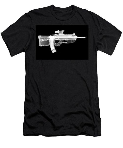 Fn Fs2000 Men's T-Shirt (Athletic Fit)