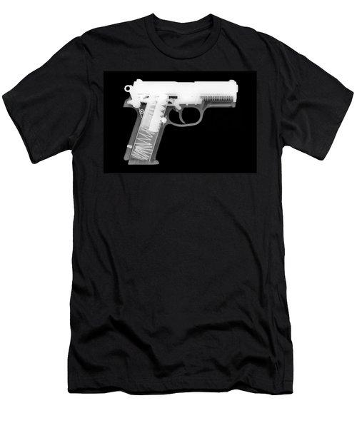 Fn P9 Reverse Men's T-Shirt (Athletic Fit)