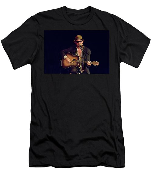 Folk Singer Greg Brown Men's T-Shirt (Athletic Fit)