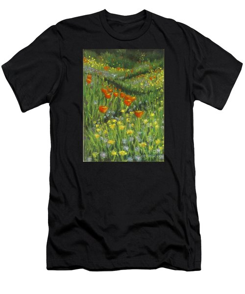 Poppy Trail Men's T-Shirt (Athletic Fit)