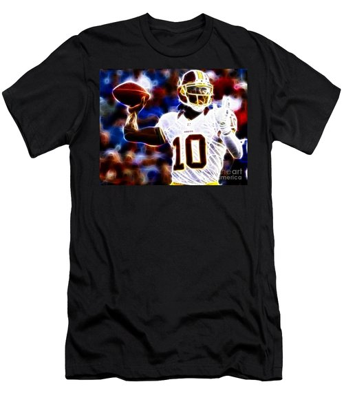 Football - Rg3 - Robert Griffin IIi Men's T-Shirt (Athletic Fit)