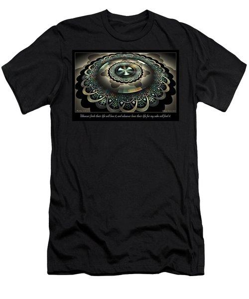 For My Sake Men's T-Shirt (Athletic Fit)