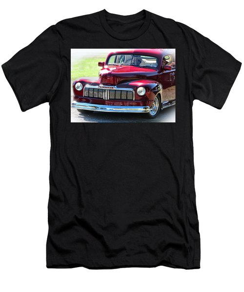 Ford Mercury Eight Men's T-Shirt (Athletic Fit)